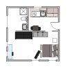 Furnished apartments Burgweg 201 Zurich